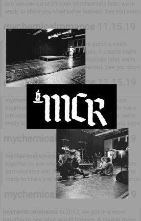 MCR IS COMING BACK!!!  by BreadbinUrineRoss