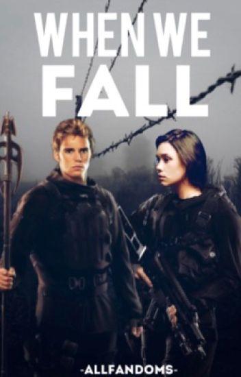 When We Fall~Finnick Odair {Book 3}