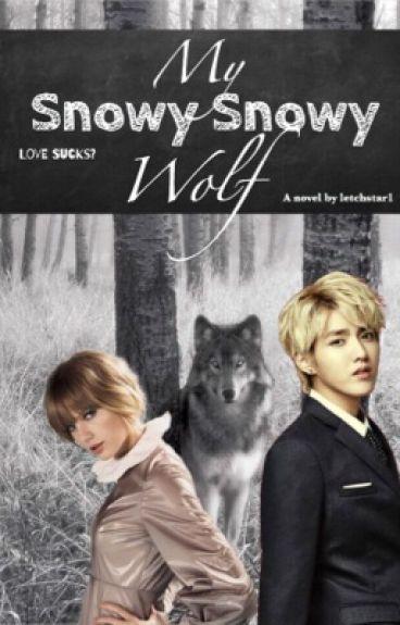 My Snowy Snowy Wolf