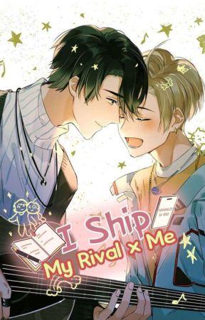 I Ship My Adversary x Me [BL]  by Reofl88