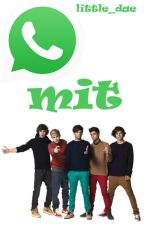 Whatsapp mit 1D by little_dae