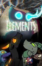 1 Elements: Battle of Curse by AdvekaIsReading