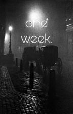 One Week (Roger smut/soft) by SevenSeasOfBelle