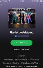 Playlist Aristemo by RMGFangirl