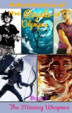 The Adventures Of the Royals of Olympus: The Missing Weapons (BOOK 1) by SamanthaYong229
