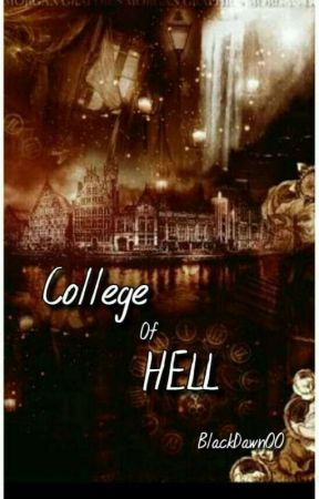 College Of Hell (GxG) by BlackDawn00
