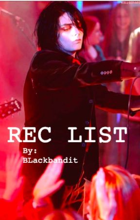 recommendation list by emoaliyah
