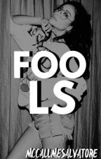 1| FOOLS [ALLISON ARGENT] by FiftyShadesofposey
