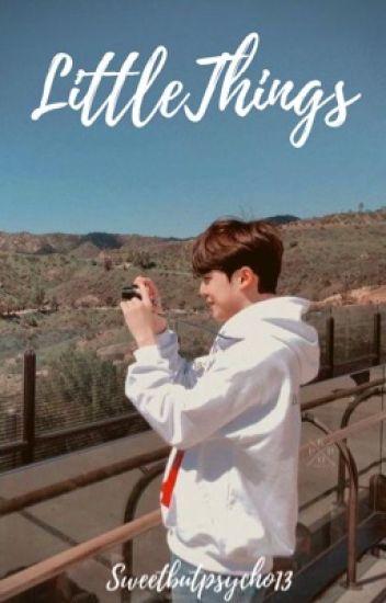 Little Things { BTS Jungkook fanfiction} - sweetbutpsycho13 - Wattpad