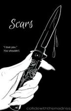 Scars (Sequel to Cuts) boyxboy - Kellic by collidewiththemadnss
