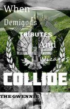 When Demigods, Tributes And Wizards Collide by Hells_Hayden