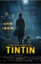 The Adventures of Tintin : Secret of the Unicorn by kawaiicardi101