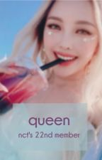 queen || nct's 22nd member by someonelikej