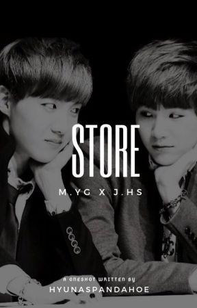 store | sope (oneshot) by justkurothings
