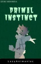 Primal Instinct Izuku by LazyAnimaniac