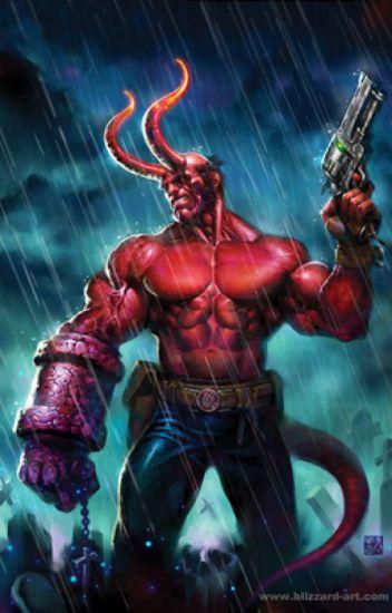 Yo Reencarnando en Hellboy en DxD