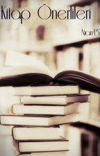 KİTAP ÖNERİLERİ by Nian435