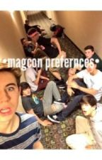 •magcon preferences• by Hayeslittlegirl14