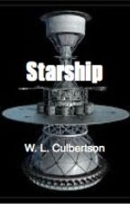 Starship by WilliamCulbertson