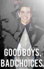 Good Boys, Bad Choices (J.B. & A.M.) - CANCELLED by futuristicgrethan