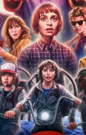 Stranger things by Jazzy_808