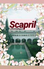 Escapando de abril (#Scapril) by RickGallegom