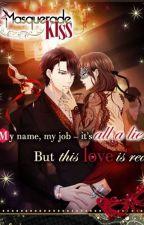 Masquerade Kiss : Irresistible Flirt by VioletPisces1