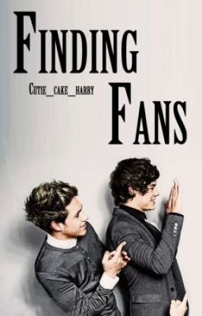 Finding Fans // Niall Horan . Harry Styles by cutie_cake_harry