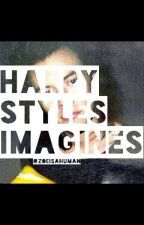 Harry Styles imagines by zoeisahuman