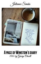 A page of Winston's diary by juuhas