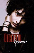•Deceitful insanity• by Burntskittlez