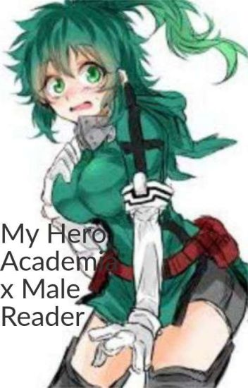 Villain Deku X Male Reader Lemon