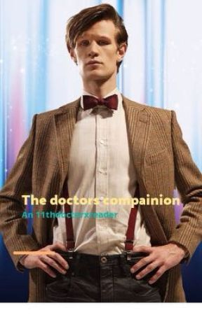 The Doctors companion (eleventh doctor x reader) - Chapter 1