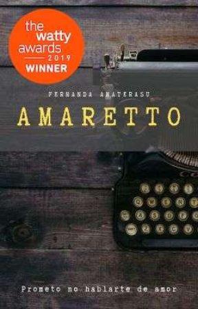 Amaretto by Amaterashian