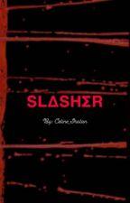 Slasher  by Celine_Shalan