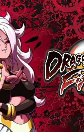 DragonBall FighterZ: the complete script - Android 21 Arc