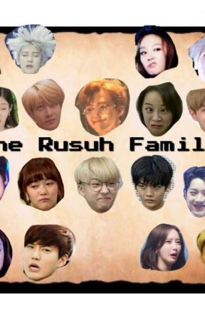 The Rusuh Family ... by bucinshosi