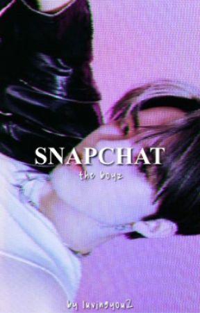 snapchat || the boyz by cvpidseokhwa