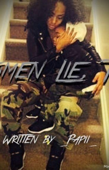 Women Lie, Too (Lesbian)(Not Edited)