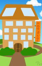 Hotel OJ Drabbles by PeanutButterOctopus