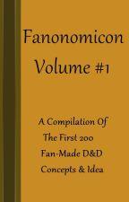 Fanonomicon by RevolverCamp