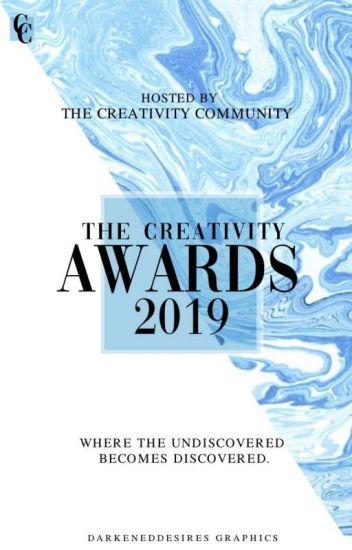 The Creativity Awards 2019 {CLOSED}
