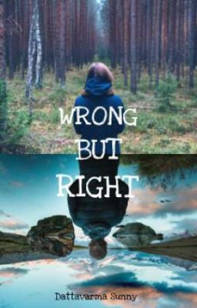 WRONG BUT RIGHT by DVSSHOW