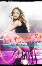 Ice Princess' Side by JAHDabbay