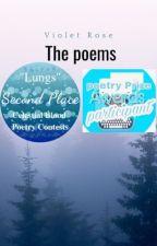 The poems by Violetxrose1235