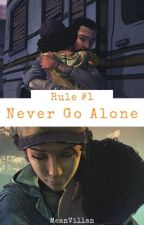 Never Go Alone by MeanVillan