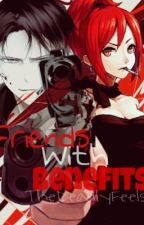 Friends with Benefits {Modern Day Levi x OC} by TheDeadlyFeels