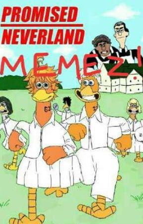 The promised neverland MEMEZ! by Karma_da_sadist