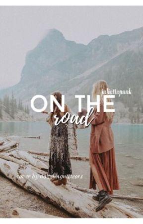 ON THE ROAD by juliettepank