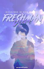 Hiccstrid In High School: My Freshman Year [UNDER CONSTRUCTION] by aegyosthetic